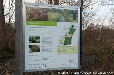 Munstergeleen, Absbroekbos in het Geleenbeekdal