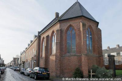 Naarden Vesting, Waalse kerk, Comeniuskapel