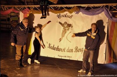 IJsclub Nederhorst den Berg organiseert jaarlijks van eind november tot begin januari het evenement Nederhorst on Ice, op een eigen kunstijsbaan die zij in de loop der jaren optimaal hebben gefinetuned qua duurzaamheid.