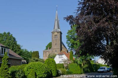 Nederhorst den Berg, Willibrordkerk op de berg