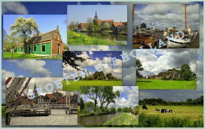 'Holland', zoals we in het buitenland bekend staan, is inmiddels flink verstedelijkt, maar gelukkig is er ook nog veel buitengebied, 'platteland' over, met zijn duizenden dorpjes en buurtschappen. En vooral dát wil Plaatsengids.nl 'op de kaart' zetten.