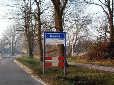 Neede is een dorp in de provincie Gelderland, in de streek Achterhoek, gemeente Berkelland. Het was een zelfstandige gemeente t/m 2004.