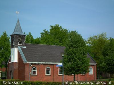 Nieuw-Roden, Hervormde kerk