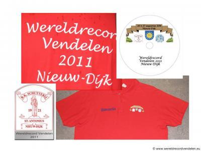 Het dorp Nieuw-Dijk heeft een rijk verenigingsleven. O.a. het vendelzwaaien wordt er beoefend. In 2011 heeft men daarmee zelfs een wereldrecord gevestigd (zie verder bij Recente ontwikkelingen).