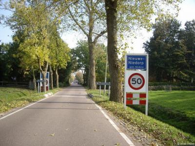 Nieuwe Niedorp is een dorp in de provincie Noord-Holland, in de streek Kop van Noord-Holland, gemeente Hollands Kroon. Het was een zelfstandige gemeente t/m 31-7-1970. Per 1-8-1970 over naar gemeente Niedorp, in 2012 over naar gemeente Hollands Kroon.
