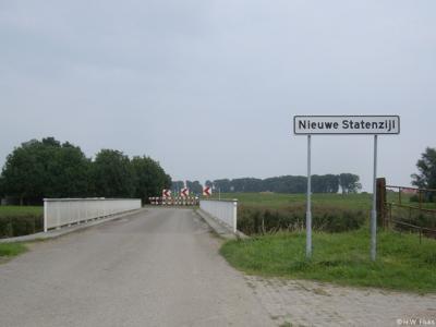 Nieuwe Statenzijl is een buurtschap in de provincie Groningen, in de streek en gemeente Oldambt. T/m 1989 gemeente Beerta. In 1990 over naar gemeente Reiderland, in 2010 over naar gemeente Oldambt. De buurtschap valt onder het dorp Drieborg.