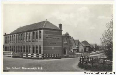 Nieuwendijk Chr. school