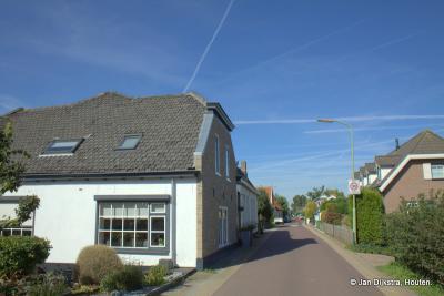 In Nieuwendijk op de dijk, Kerkweg geheten