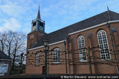 Nigtevecht, Hervormde kerk