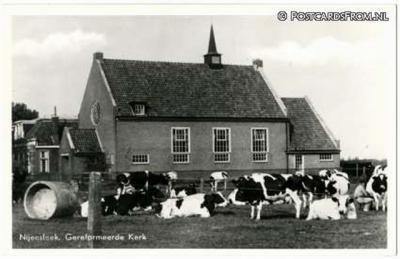 Nijensleek, Gereformeerde kerk