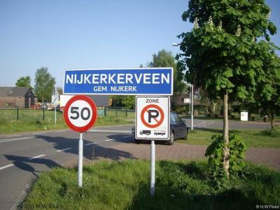 Nijkerkerveen is een dorp in de provincie Gelderland, in de streek Veluwe, gemeente Nijkerk.