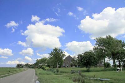 Bornwird, gemeente Noardeast-Fryslân (© Jan Dijkstra, Houten)