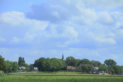 Brantgum, gemeente Noardeast-Fryslân (© Jan Dijkstra, Houten)