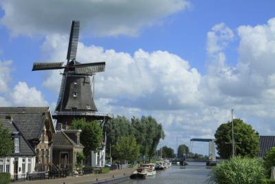 Burdaard, gemeente Noardeast-Fryslân (© Jan Dijkstra, Houten)