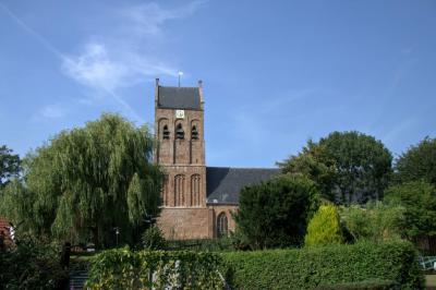 Ferwert, gemeente Noardeast-Fryslân (© Jan Dijkstra, Houten)