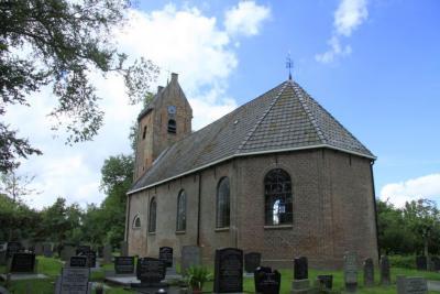 Foudgum, gemeente Noardeast-Fryslân (© Jan Dijkstra, Houten)