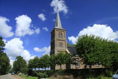 Jislum, gemeente Noardeast-Fryslân (© Jan Dijkstra, Houten)