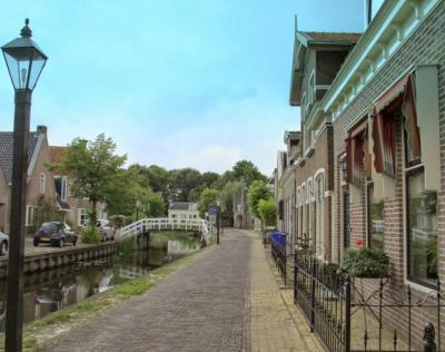 Kollum, gemeente Noardeast-Fryslân (© Jan Dijkstra, Houten)