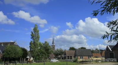 Ternaard, gemeente Noardeast-Fryslân (© Jan Dijkstra, Houten)
