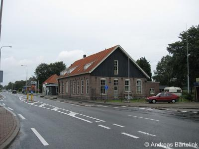 Noord Deurningen, voormalig douanekantoor