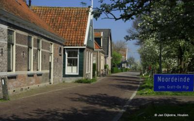 Noordeinde, dorpsgezicht