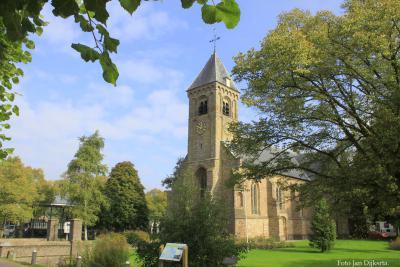 De Driekoningenkerk van de Protestantse Gemeente Dreischor-Noordgouwe in Noordgouwe