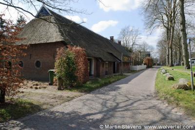 Norg, oude boerderij