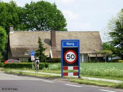 Norg is een dorp in de provincie Drenthe, gemeente Noordenveld. Het was een zelfstandige gemeente t/m 1997.