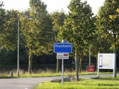 Nunhem is een dorp in de provincie Limburg, in de streek Midden-Limburg, gemeente Leudal. Het was een zelfstandige gemeente t/m 30-9-1942. Per 1-10-1942 over naar gemeente Haelen, in 2007 over naar gemeente Leudal.