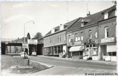 Nuth, Stationsstraat