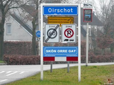 Oirschot is een dorp en gemeente in de provincie Noord-Brabant, in de regio Zuidoost-Brabant, en daarbinnen in de streek Kempen.
