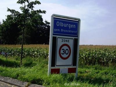 Olburgen is een dorp in de provincie Gelderland, in de streek Achterhoek, gemeente Bronckhorst. T/m 2004 gemeente Steenderen.