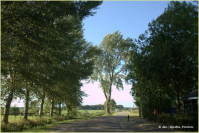Oldeholtwolde ligt in een groen landschap