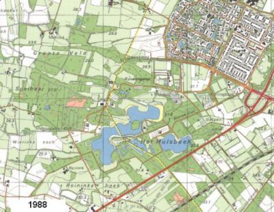 Oldenzaal, Het Hulsbeek e.o. anno 1988