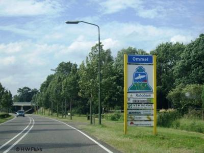 Ommel is een dorp in de provincie Noord-Brabant in de regio Zuidoost-Brabant, en daarbinnen in de streek Peelland, gemeente Asten.