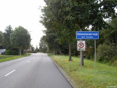 Ommelanderwijk is een dorp in de provincie Groningen, in de streek Veenkoloniën, gemeente Veendam.