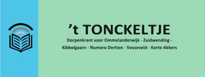 De dorpen Ommelanderwijk en Zuidwending en de bijbehorende buurtschappen hebben een eigen dorpskrant, 't Tonckeltje, dat 10 keer per jaar huis aan huis wordt bezorgd. Via de link in het hoofdstuk Links, onderaan deze pagina, zijn ze ook online te lezen.