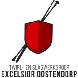 Twirl- en Slagwerkgroep Excelsior was vanouds onderdeel van de muziekvereniging en is tegenwoordig een zelfstandige vereniging. Dat doen ze niet onverdienstelijk; in 2017 doen ze weer mee aan het WMC in Kerkrade en ook op NK's halen ze goede resultaten.