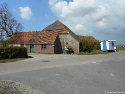 Zevenhuizen (buurtschap van Oosterend), boerderij aan de Oosterweg.