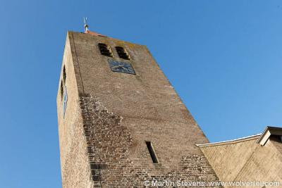 Oosterland, toren van de Michaëlskerk
