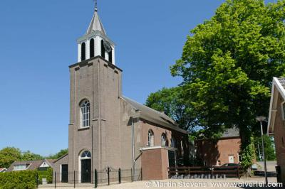 Oosterwijk, de Protestantse kerk uit 1872