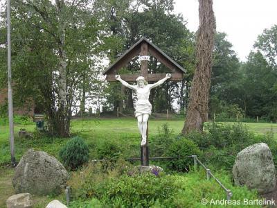 Ootmarsum, kruisbeeld op de Kuiperberg