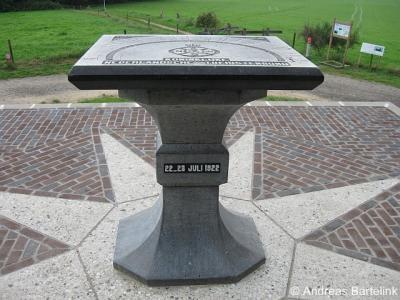 Ootmarsum, oriëntatietafel op de Kuiperberg