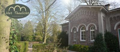 Op Begraafplaats Orthen wordt in de nabije toekomst Theehuis Het Theelicht gerealiseerd, in het pand uit 1872 dat vroeger als mortuarium in gebruik is geweest