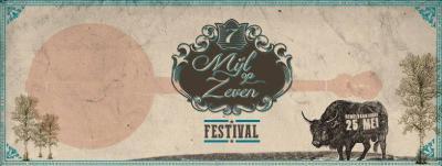 Hopelijk wordt dit een jaarlijkse traditie: het in 2017 voor het eerst (op Hemelvaartsdag) georganiseerde muziekfestival Mijl op Zeven, bij Bezoekerscentrum De Pelen in Ospeldijk