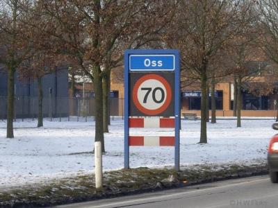Oss is een stad en gemeente in de provincie Noord-Brabant, in de regio Noordoost-Brabant.