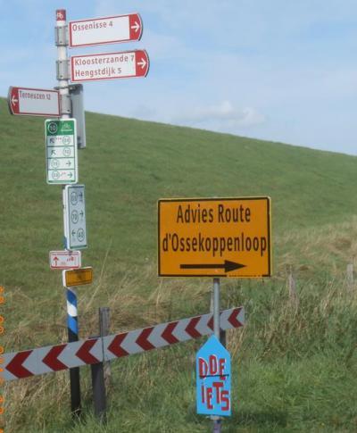 Dorpsraad Ossenisse-Zeedorp organiseert jaarlijks op een zaterdag in september d'Ossekoppenloop, een loopwedstrijd over 3 afstanden. Het is de openingsloop van het jaarlijkse criterium van Stichting Sport Promotie Zeeuws-Vlaanderen.
