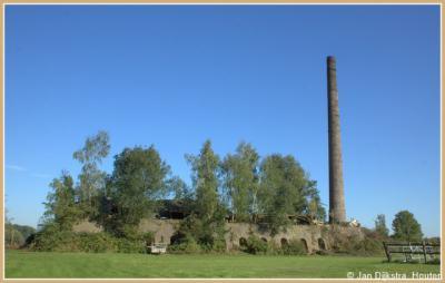 De intentie van de eigenaar van stuweiland Ossenwaard bij Hagestein/Vianen is om het eiland de komende jaren te herontwikkelen tot enkele landgoederen. De steenfabriek blijft wel staan en wordt vermoedelijk geconserveerd als ruïne.