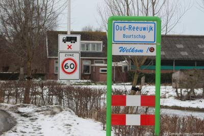 Oud-Reeuwijk is een buurtschap in de provincie Zuid-Holland, in de streek Groene Hart, gemeente Bodegraven-Reeuwijk. T/m 2010 gemeente Reeuwijk. De buurtschap valt onder het dorp Reeuwijk-Dorp, maar voor de postadressen liggen beide 'in' Reeuwijk.