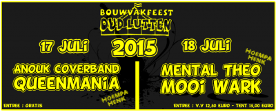 Volgens de organisatie is het Bouwvakfeest Oud Lutten het bekendste, oudste en vooral gezelligste feest van de gemeente Hardenberg.